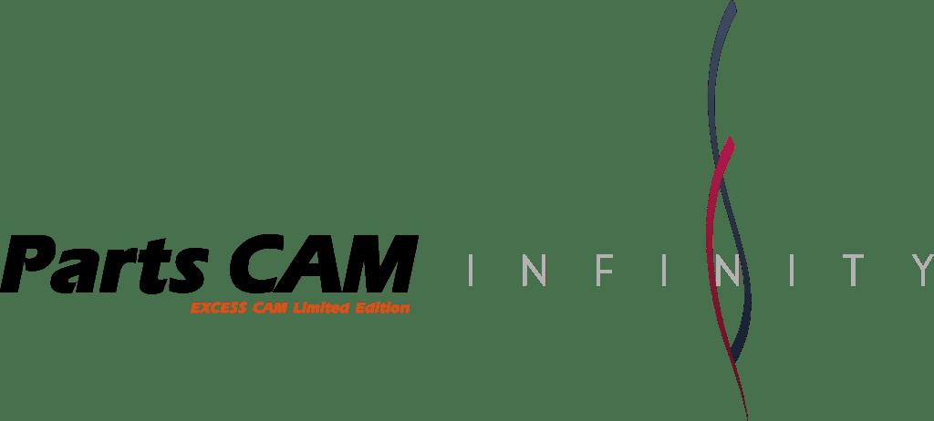 PartsCAM INFINITY ロゴ