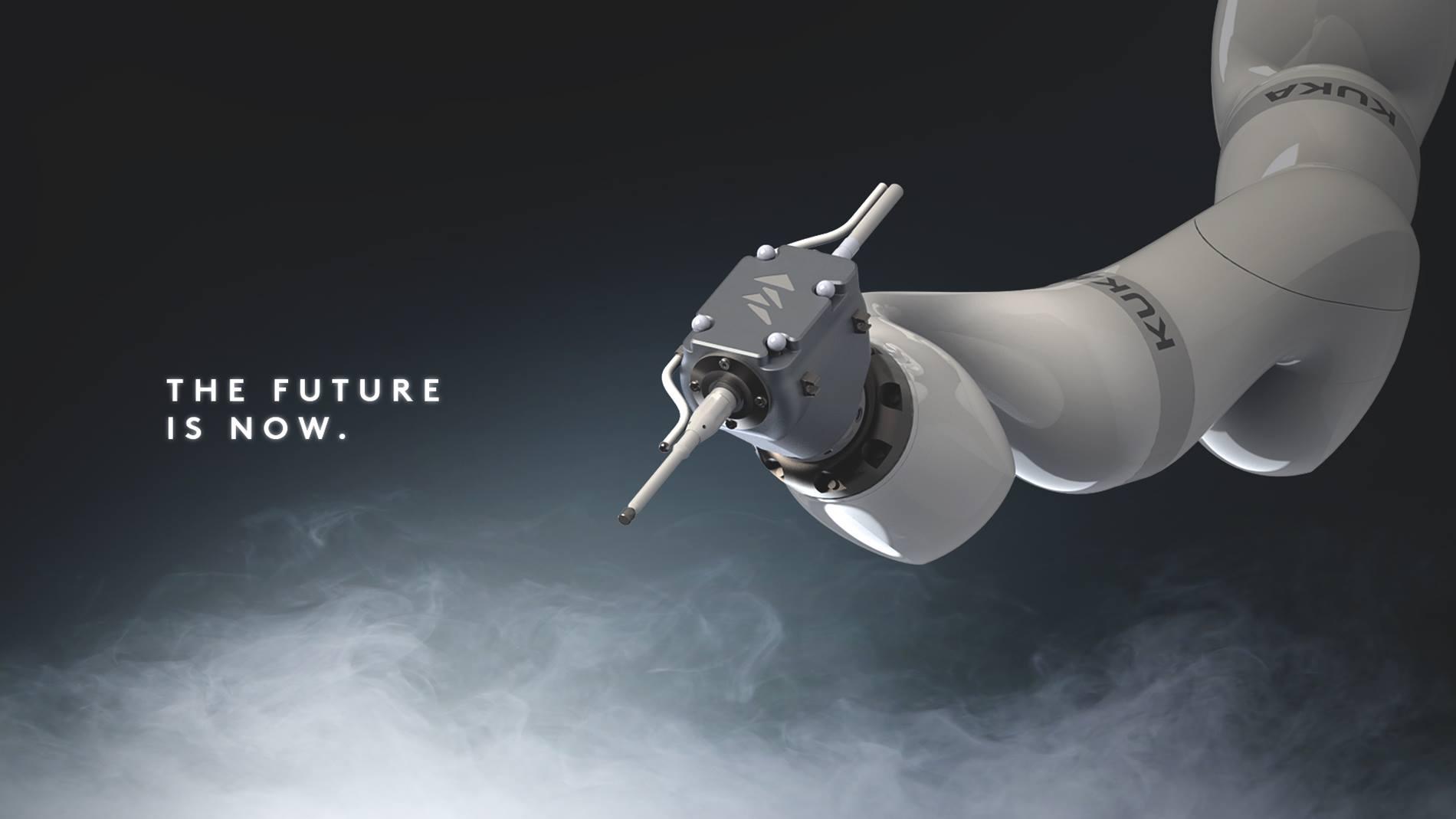 ロボット支援システムが関節置換術をカスタマイズ